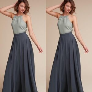BHLDN  x Jenny Yoo Hampton Skirt NWT